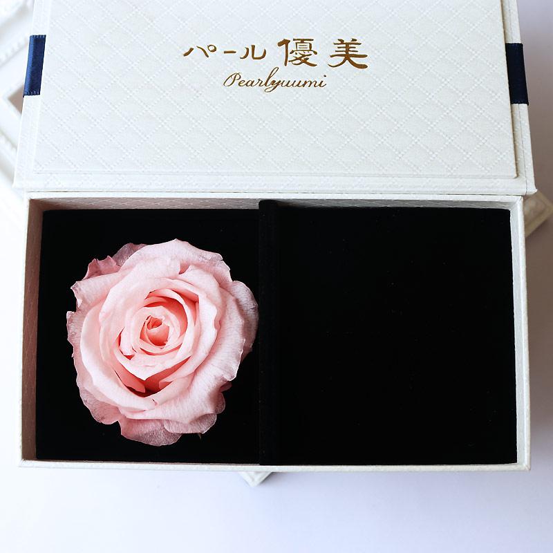 永生玫瑰花礼品盒专用链接【配专用提袋】【需与首饰一起拍】【不单独销售】